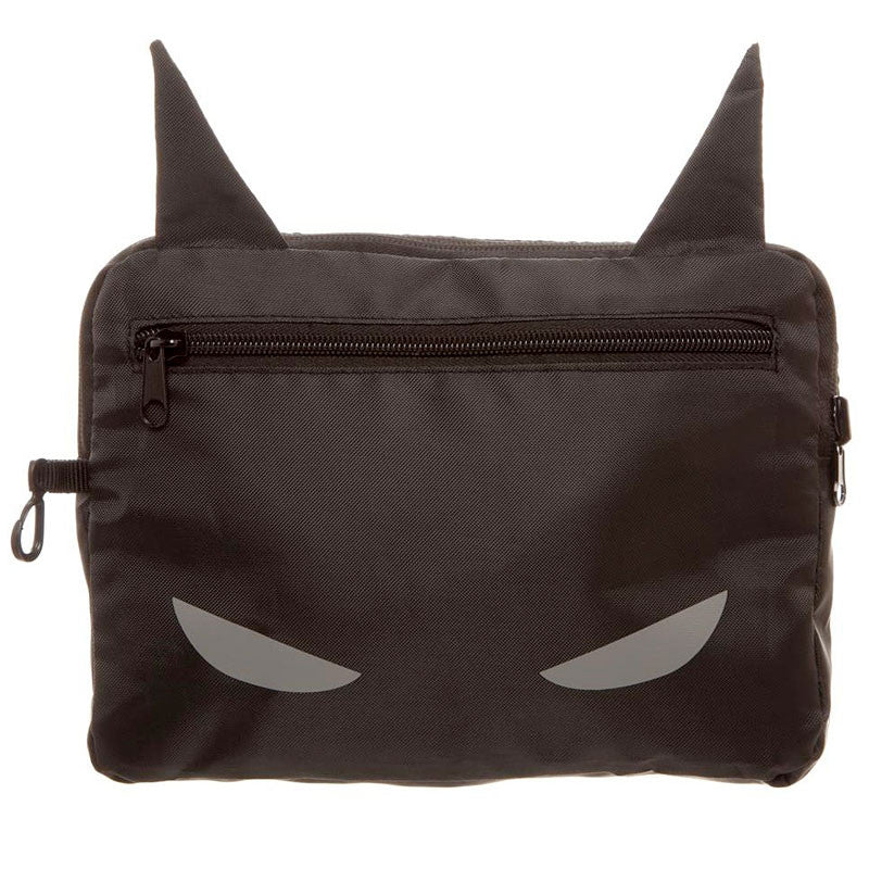 Batman Soft Packable Backpack - Packed Up