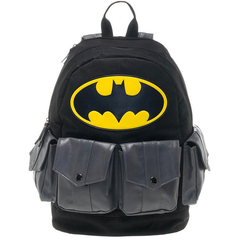 Batman Backpack with Bat suit