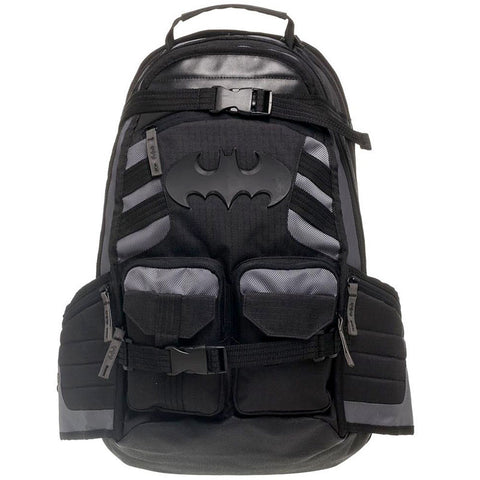 Batman Backpack - Built Black