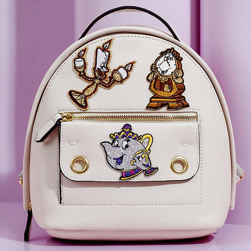 Disney Danielle Nicole - Beauty and the Beast - Mila Mini Backpack