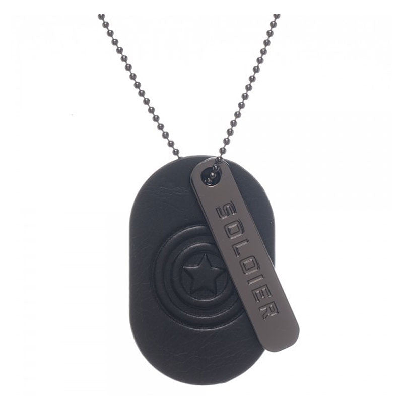 Captain America Dog Tag, Marvel