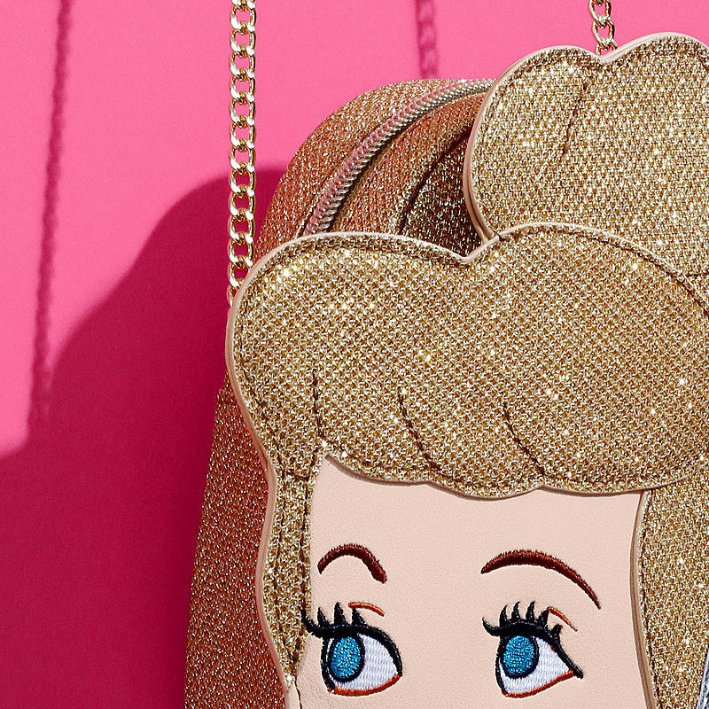 Disney Cinderella Crossbody Bag by Danielle Nicole