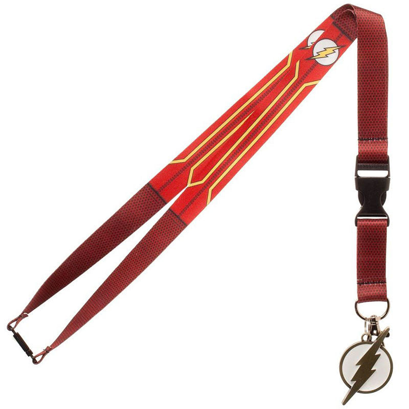 DC Comics Flash Lanyard