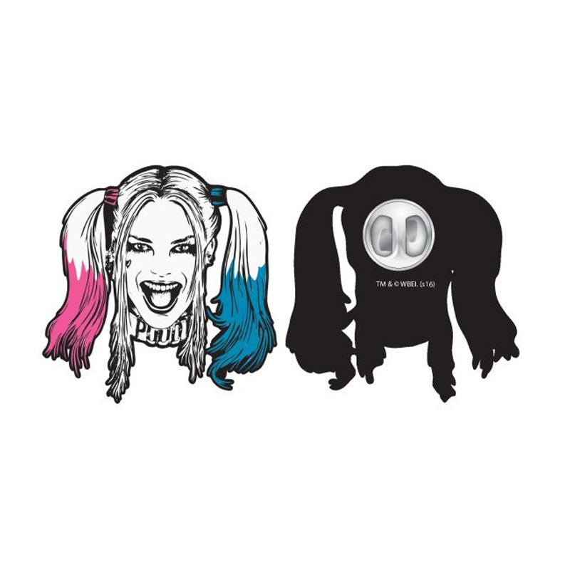 Harley Quinn Lapel Pin (Suicide Squad)