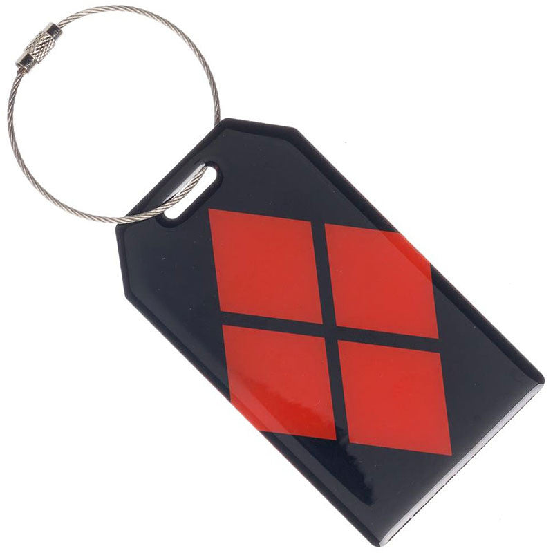 Harley Quinn Bag Tag