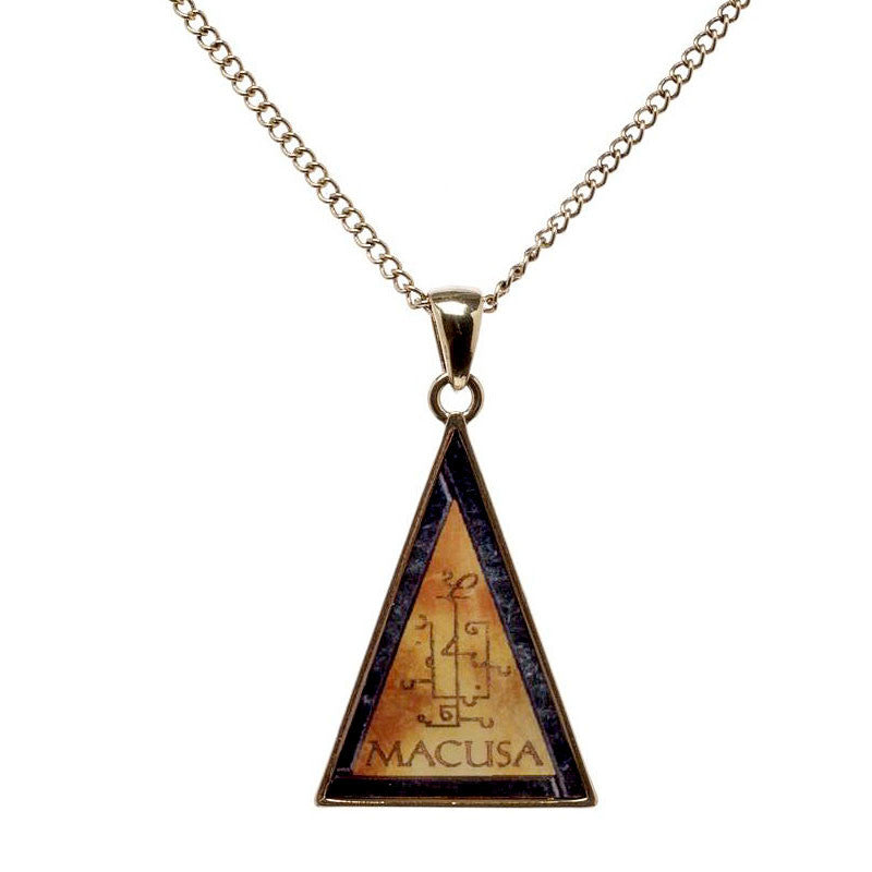 Harry Potter Fantastic Beasts MACUSA Necklace