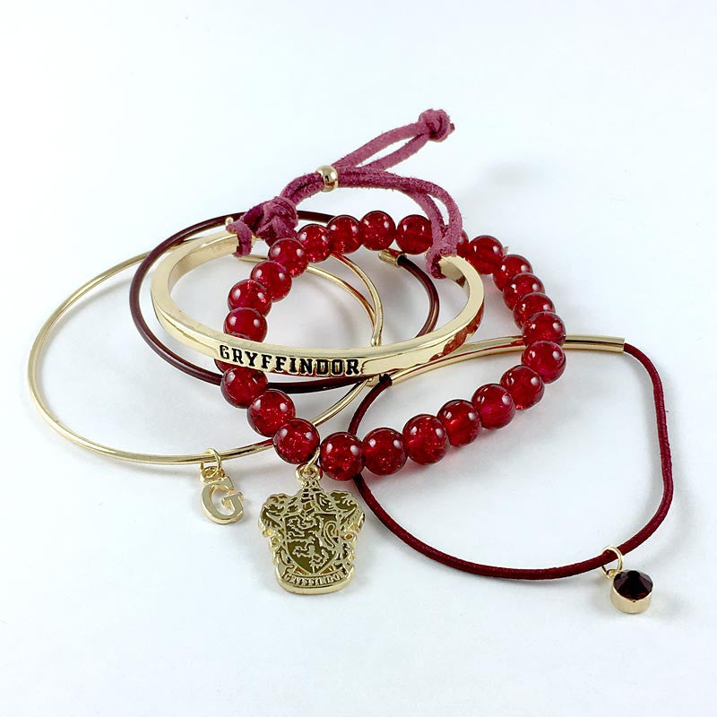 Harry Potter Gryffindor Bracelets