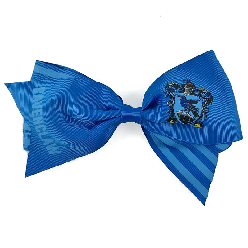 Harry Potter Hogwarts Ravenclaw Cheer Bow