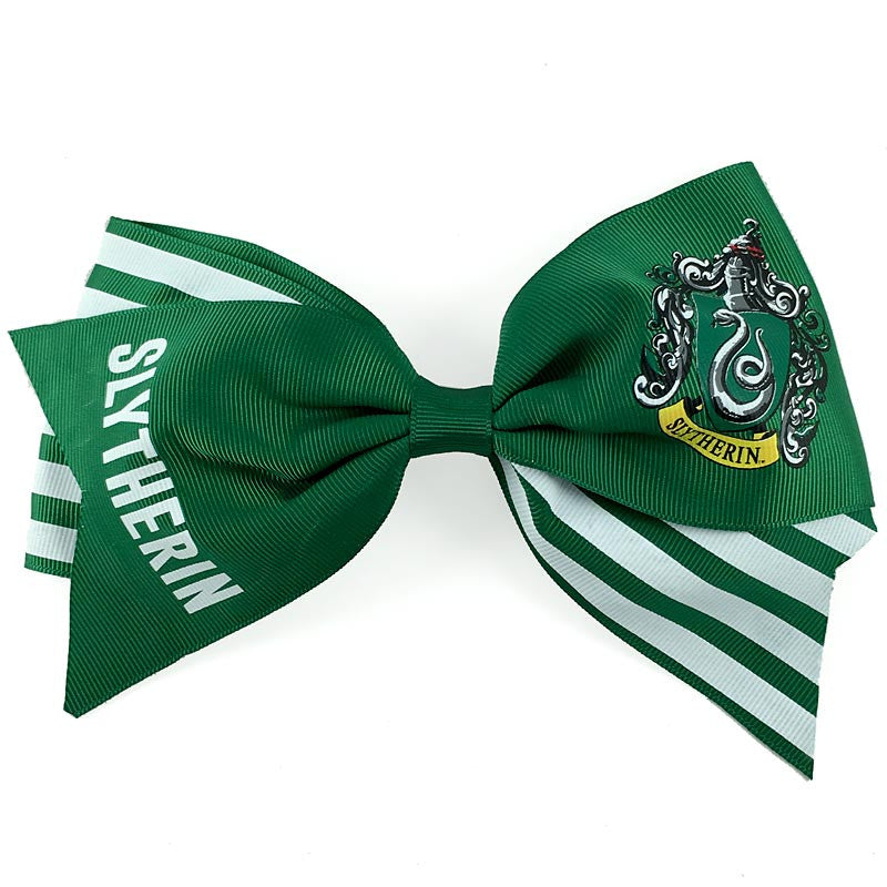 Harry Potter Hogwarts Cheer Bow - Slytherin
