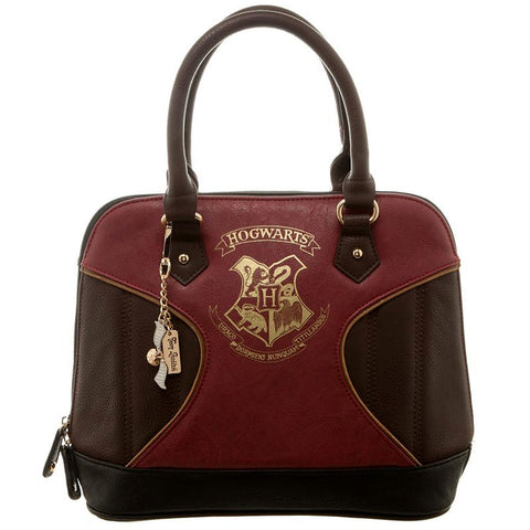 Harry Potter Handbag with Quidditch Charm