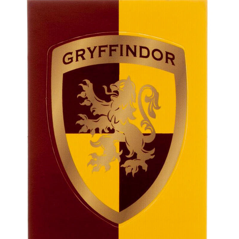 Gryffindor School Crest, Lanyard Close-up