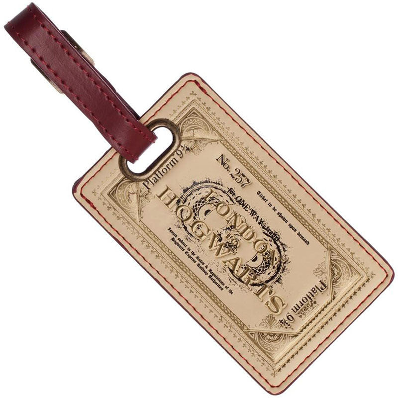 Harry Potter Luggage Tag Bag Tag