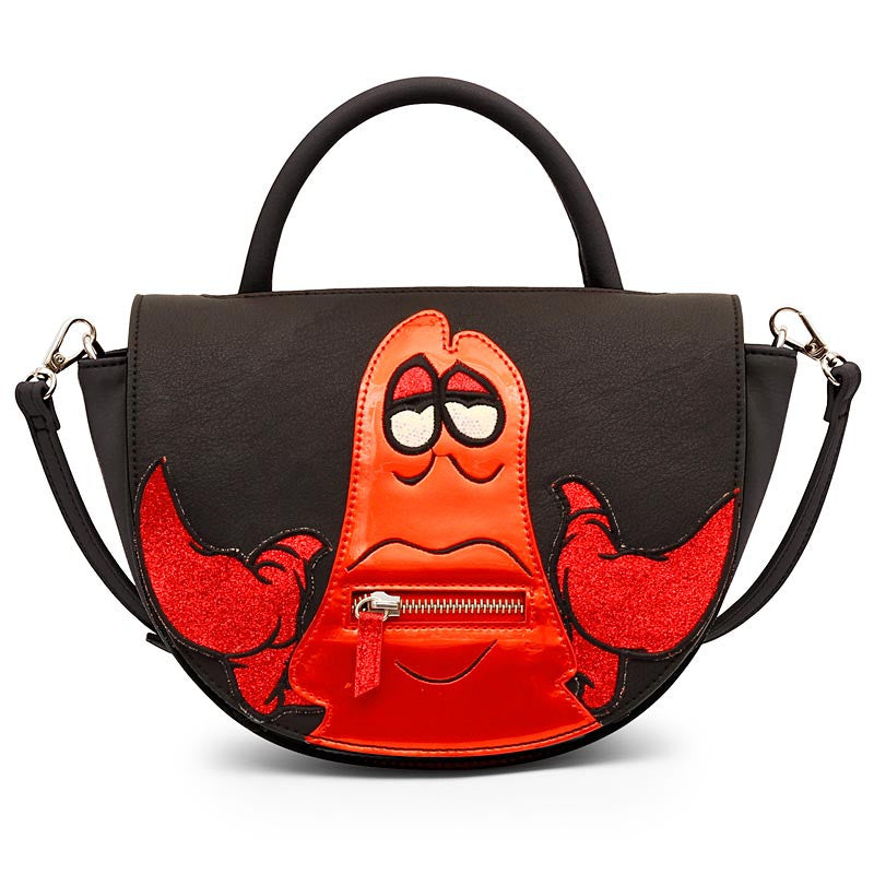 Disney Danielle Nicole Sebastian Saddle Bag, The Little Mermaid