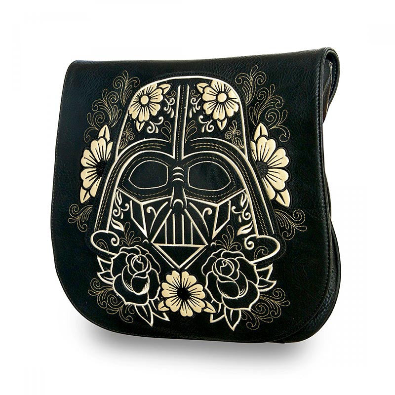Star Wars Darth Vader Crossbody Bag by Loungefly