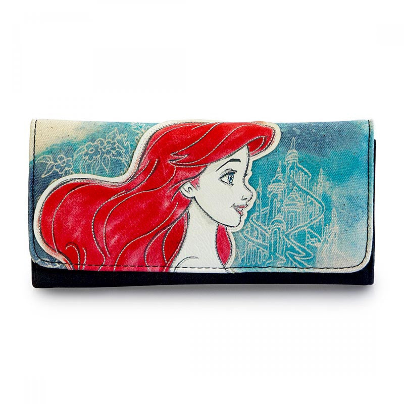 Disney Ariel wallet by Loungefly