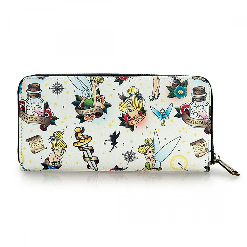 Loungefly Canada Disney Tinkerbell Wallet