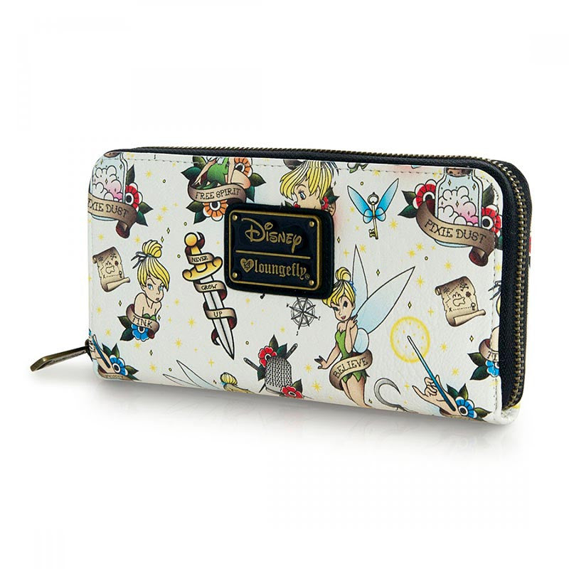 Disney Tinkerbell Wallet by Loungefly
