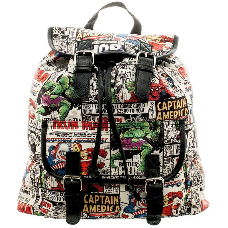 Marvel Comics Knapsack