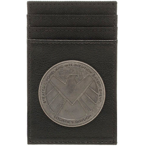 Marvel Agents of Shield - Front Pocket Wallet, Canada