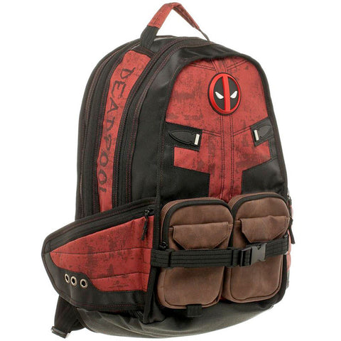 Deadpool Backpack - Marvel Deadpool