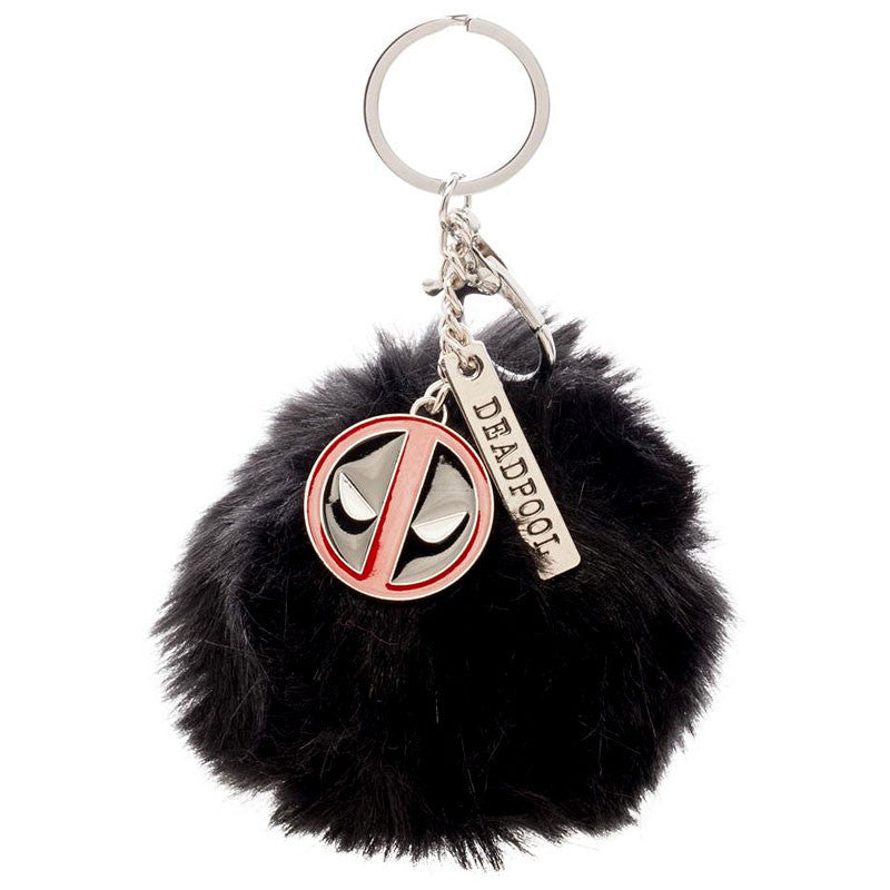 Marvel Furry Handbag Charm