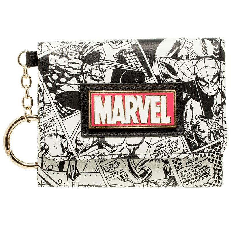 Marvel Mini Trifold Wallet