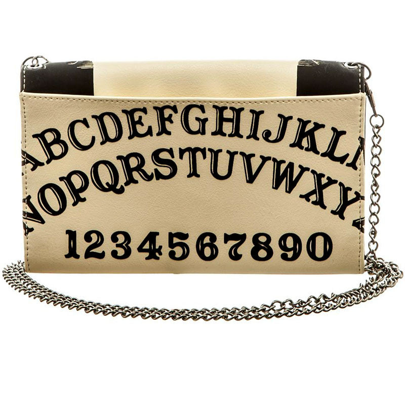 Ouija Clutch Wallet, Back