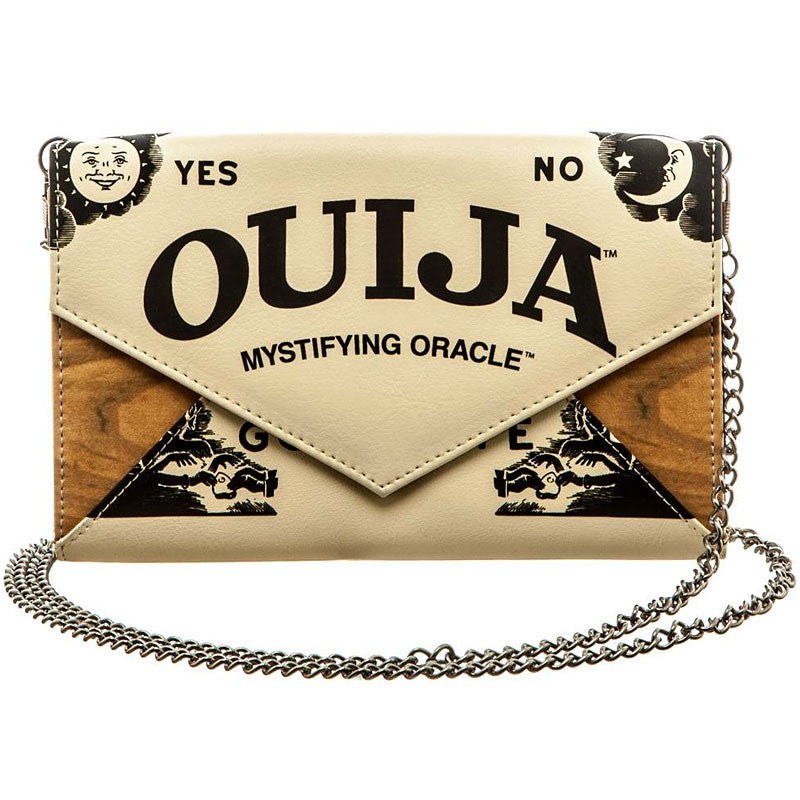Ouija Clutch Wallet
