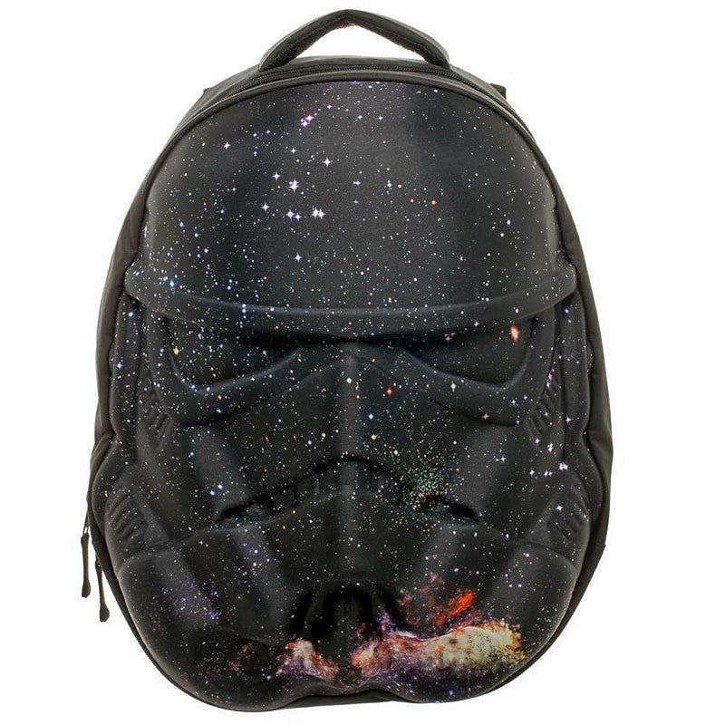 Star Wars 3D Trooper Face Backpack