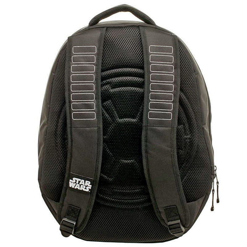 Star Wars 3D Trooper Face Backpack - Back