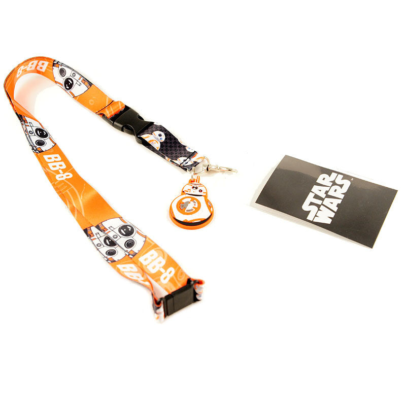 BB8 Star Wars Lanyard