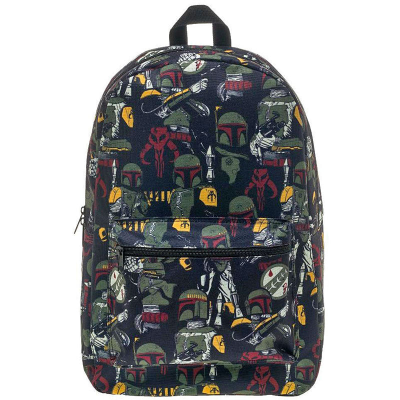 Star Wars Boba Fett Backpack - All-Over-Print