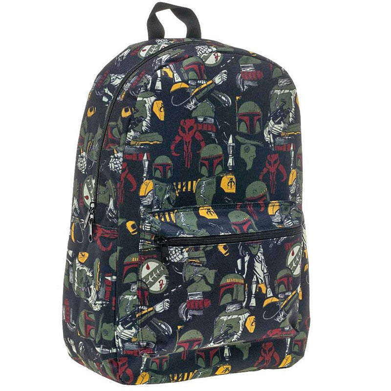 Boba Fett compact backpack, Star Wars