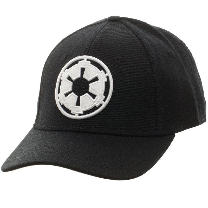 Star Wars Imperial Logo Flex Fit Ball Cap