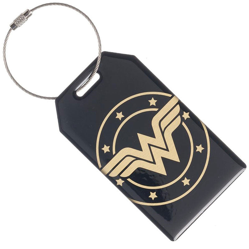 Wonder Woman Bag Tag