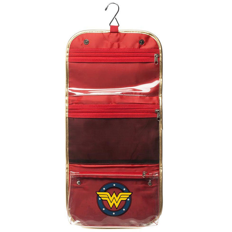 Wonder Woman Make-up Bag, Inside