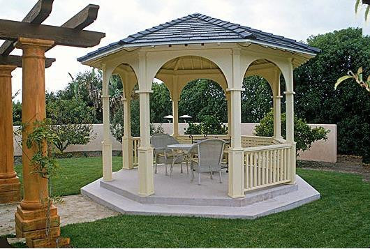 Shop Gazebos · Secret Garden