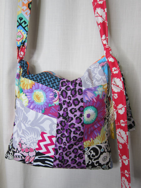 Crazy Cotton Patchwork Bag