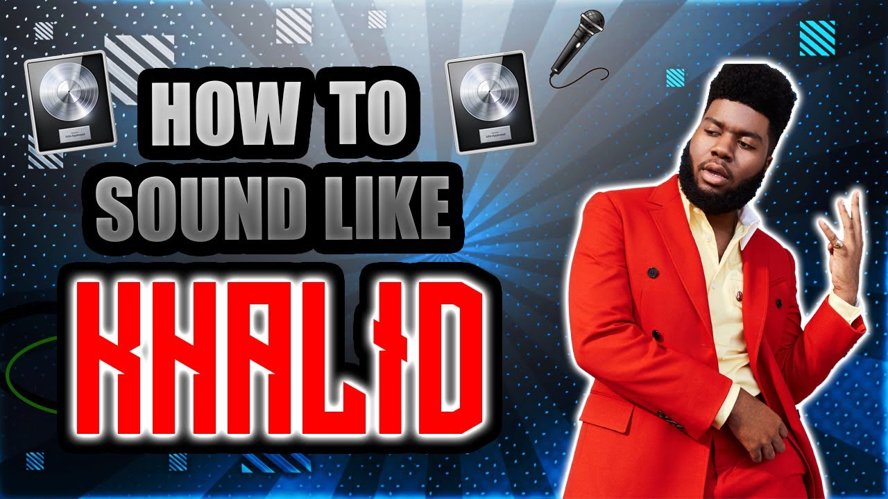 How To Sound Like Khalid - 'Talk' New Logic Pro Vocal Tutorial