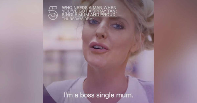 Spray Tan Mums (Channel 5)
