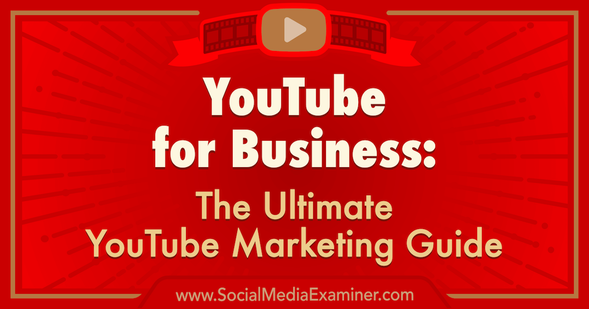 This Youtube Training Will Change Your Life