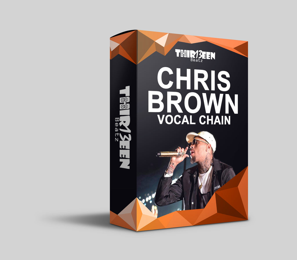 CHRIS BROWN VOCAL CHAIN PRESET