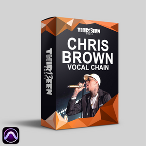 CHRIS BROWN VOCAL CHAIN PRESET FOR PRO TOOLS