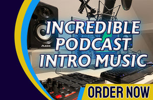 Podcast Intro Music  - Custom Music Service For Your Podcast