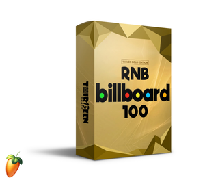 RNB BILLBOARD 100 (WAVES GOLD EDITION) - VOCAL CHAIN PRESET FOR FL STUDIO