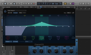 Vocal effect for professional audio mixing - Drake Vocal Preset