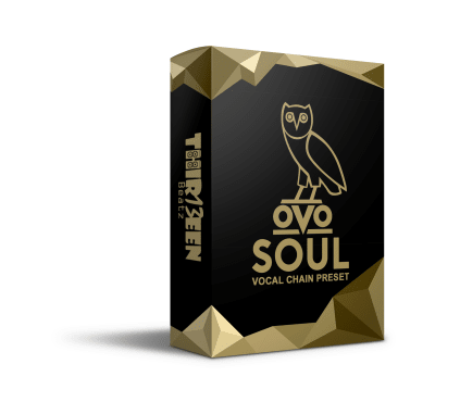 OVO SOUL VOCAL CHAIN PRESET FOR LOGIC PRO