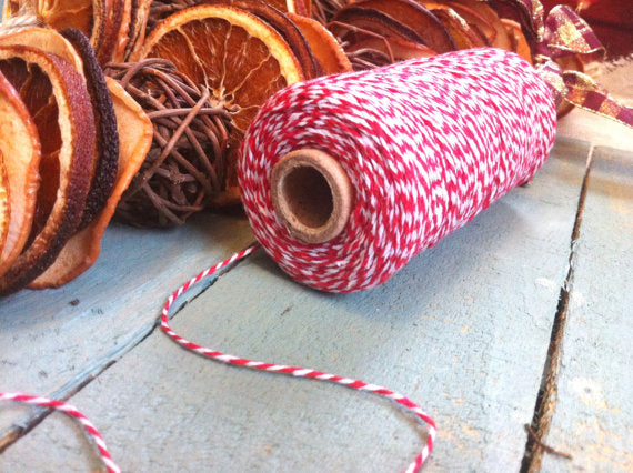 Red Bakers/Butchers Twine