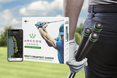 Arccos Caddie Golf Performance Tracking System 2019: Produktinformationen