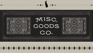 MISC GOODS CO.